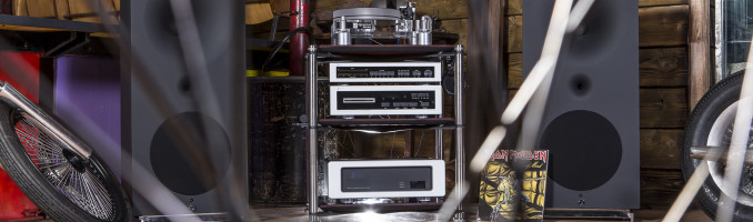 Bassocontinuo fine audio Racks – Shooting per ADV internazionale